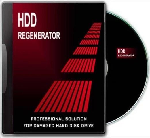 HDD Regenerator 1.71 Crack
